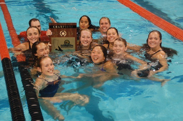 Pasadena Poly won the CIFSS Division III girls' title. Photo: Anne Lepesant