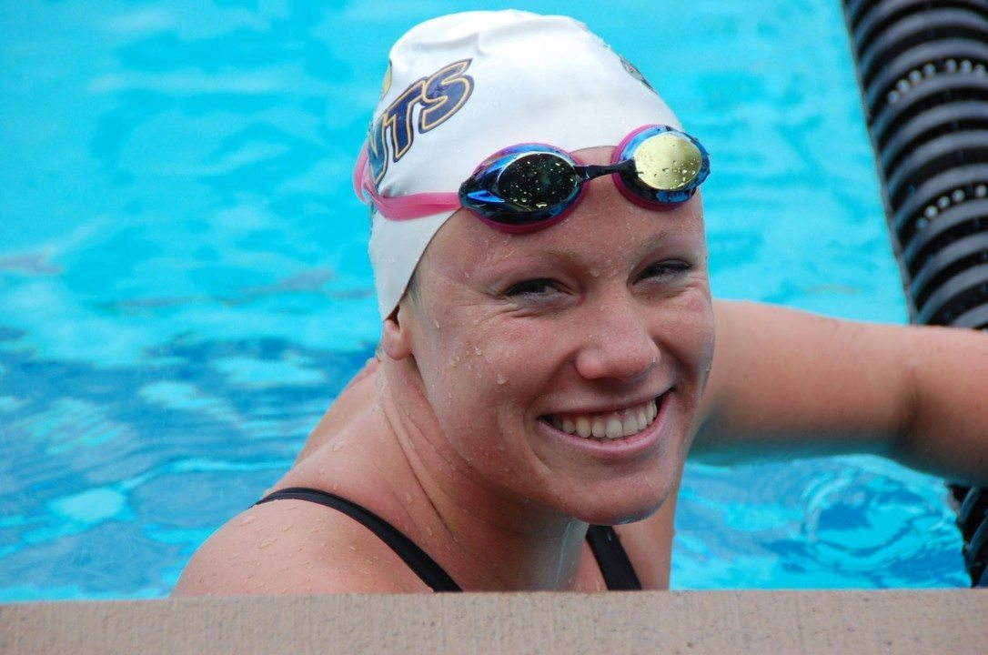 Blueseventy Swim of the Week: Ella Eastin Breaks Hoff's 200y IM NAG