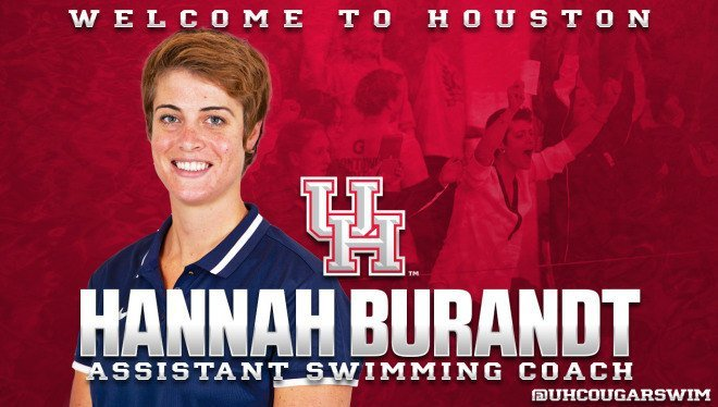 University of Houston Hires Hannah Burandt as New Assistant