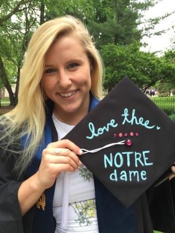 Emma Reaney, Notre Dame,
