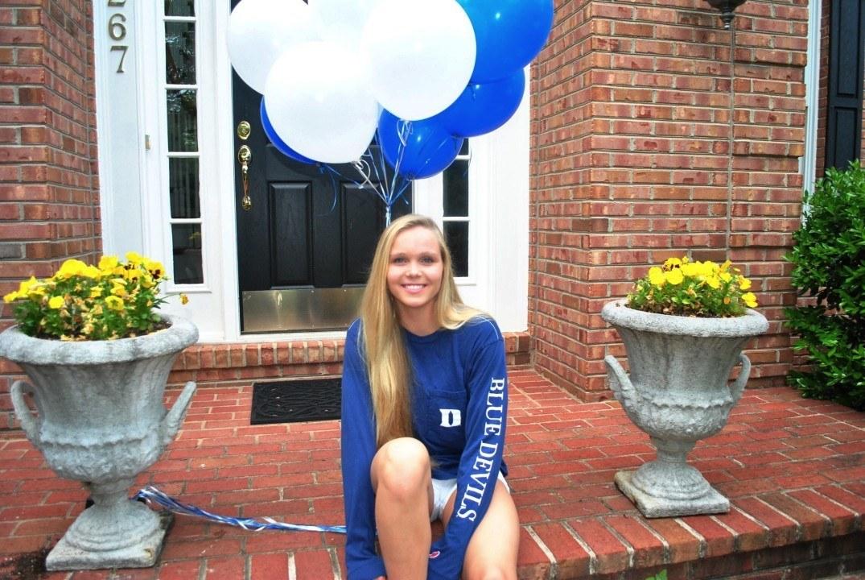 NCAP's Kylie Jordan Verbally Commites to Duke Class of 2016