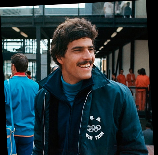 Win a Visit With Olympic Legend Mark Spitz