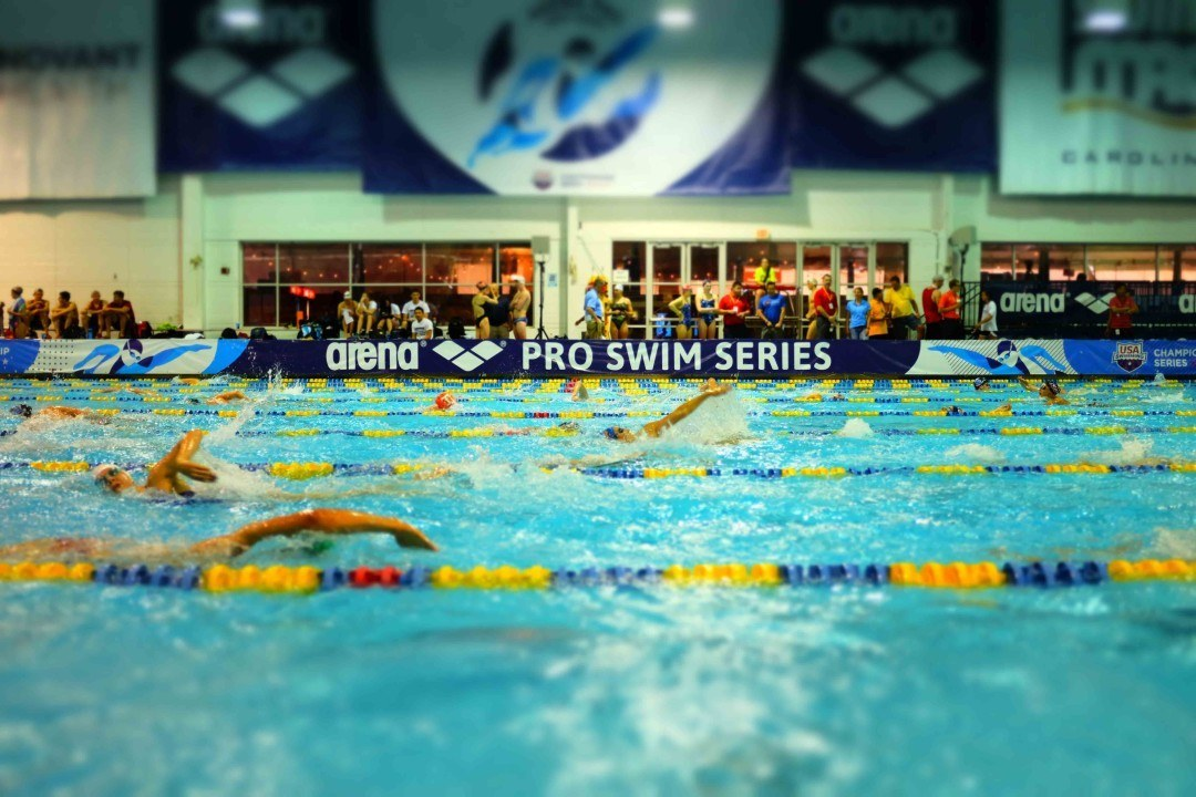Charlotte Confirmed as May Host of Arena Pro Swim Series