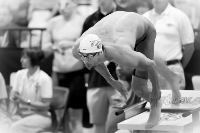 Michael Phelps (photo: Mike Lewis, Ola Vista Photography)