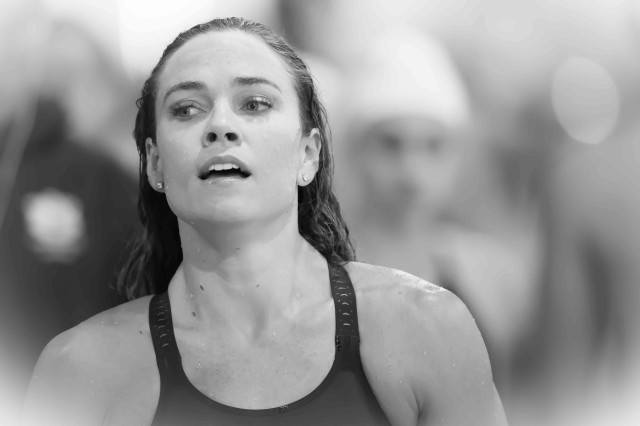 Natalie Coughlin by Mike Lewis