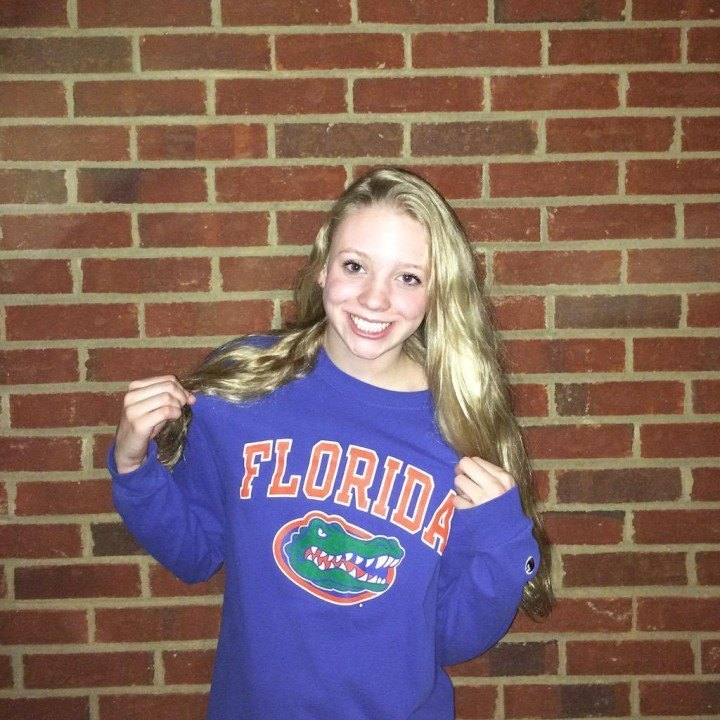 Olympic Trials Qualifier Savanna Faulconer Commits To Florida