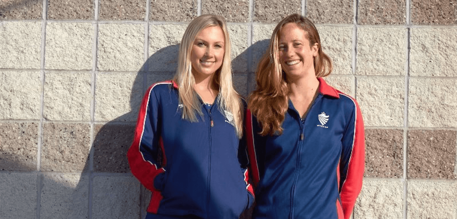 USA Synchro Duet Wins Silver At China Open