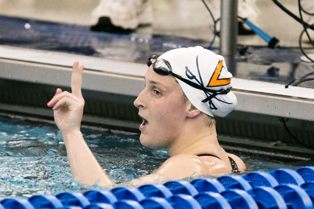 NCAA Stars Smith, Thielmann Drop 1500 Free on Day 1 of PSS – Charlotte
