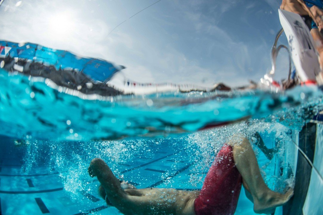 Swim Job: Machine Aquatics seeks Age Group Coach