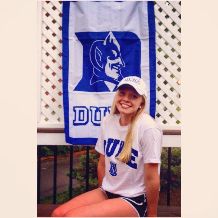 Duke Women Land Another Huge 2016 Commit, Suzanne Dolan from Machine Aquatics