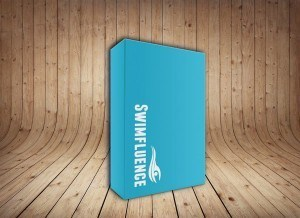 SwimFluence, Swim Fluence, box graphic