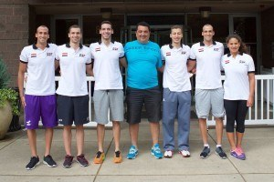 After national record haul in Charlotte, Team Egypt prepares for Hungary and Kazan