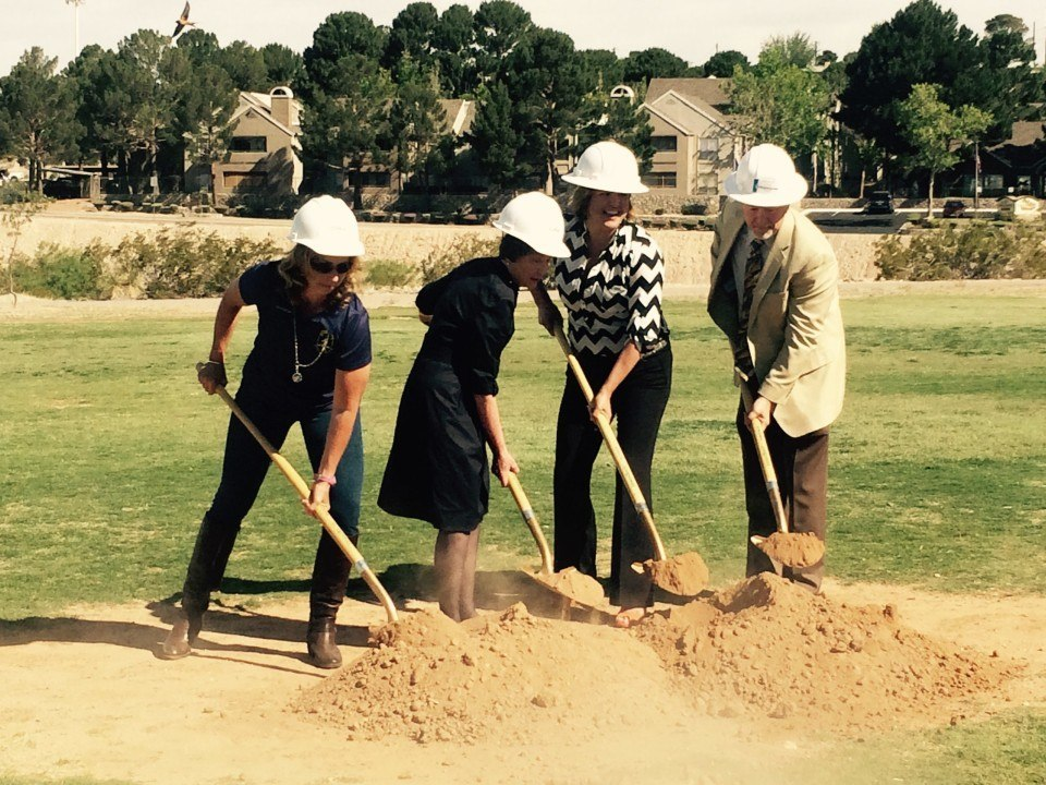 $13.4 million aquatic facility project breaks ground in El Paso, Texas