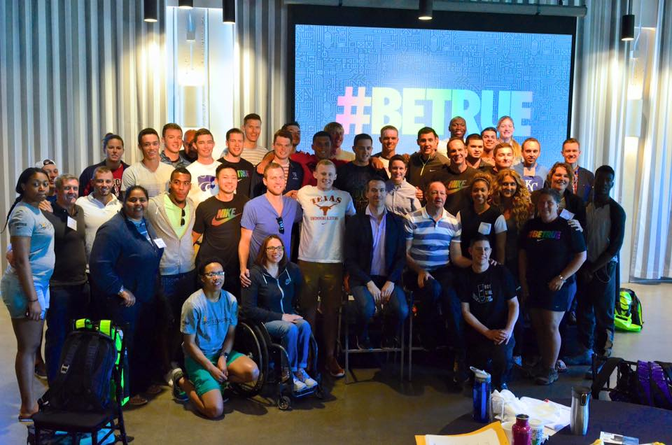 Swimmers Attend Nike LGBT Sports Summit To Discuss Inclusion In Sports