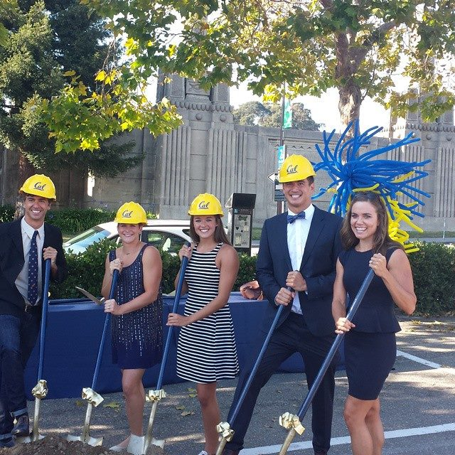 California Olympians Break Ground On New $15m Aquatics Facility