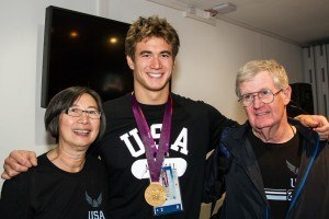 #SwimMomMonday: Meet Nathan Adrian's Mom