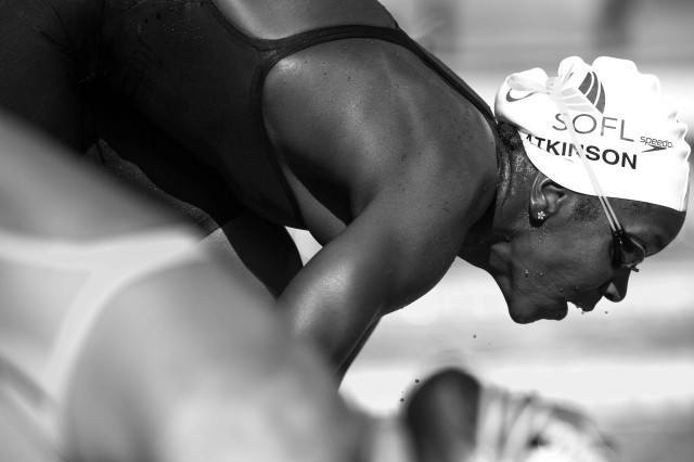 Alia Atkonson in the prelim 200 IM (photo: Mike Lewis, Ola Vista Photography)