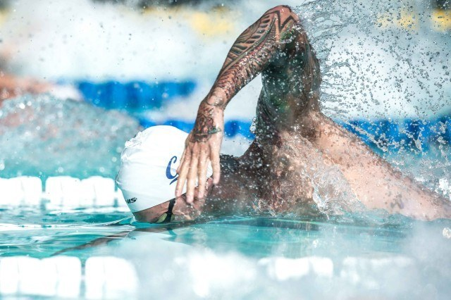 Anthony Ervin 50 free Santa Clara Pro Swim (photo: Mike Lewis, Ola Vista Photography)