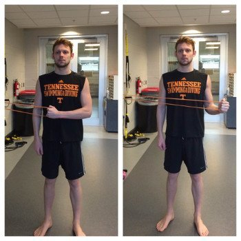 Alex Meyer, shoulder exercises to prevent injury, VASA