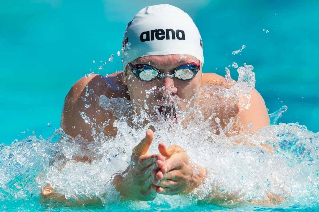5 Big Things from Day 2 of the 2015 Arena Pro Swim Series at Santa Clara