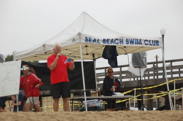 Seal Beach 46th Rough Water Swim