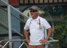 Team Santa Monica head coach Dave Kelsheimer. Photo: Anne Lepesant
