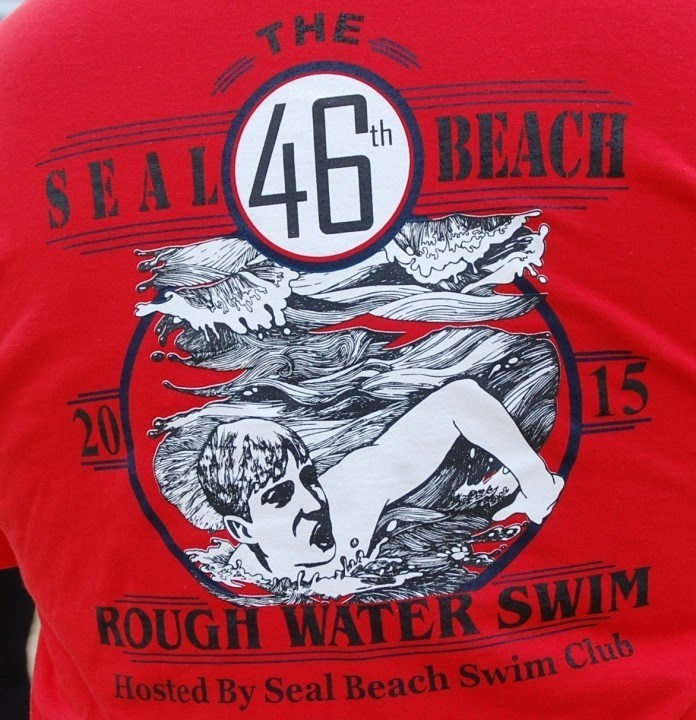 Photo Vault: 46th Annual Seal Beach Rough Water Swim
