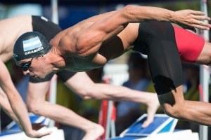 Sin Grabich ni Grassi, Argentina designa 29 nadadores para el Sudamericano