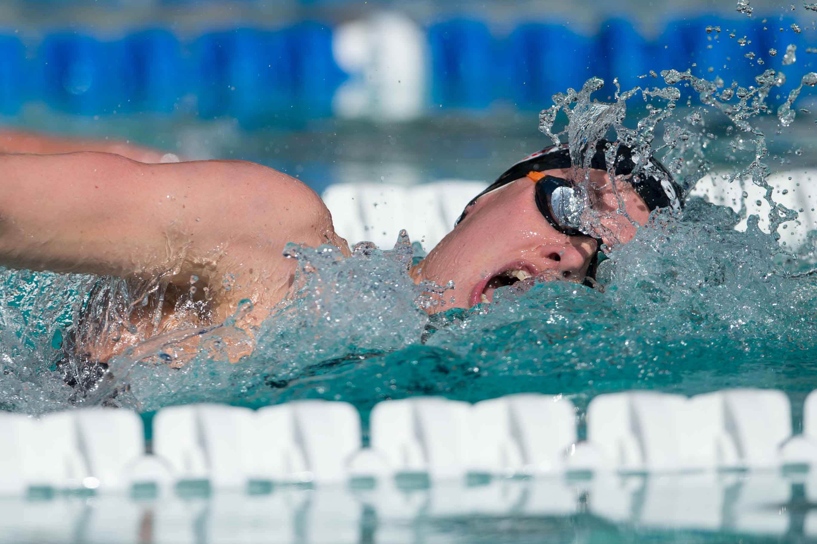 Without A Prelim Swim Heemskerk Top Seed For 200 Semi In Eindhoven