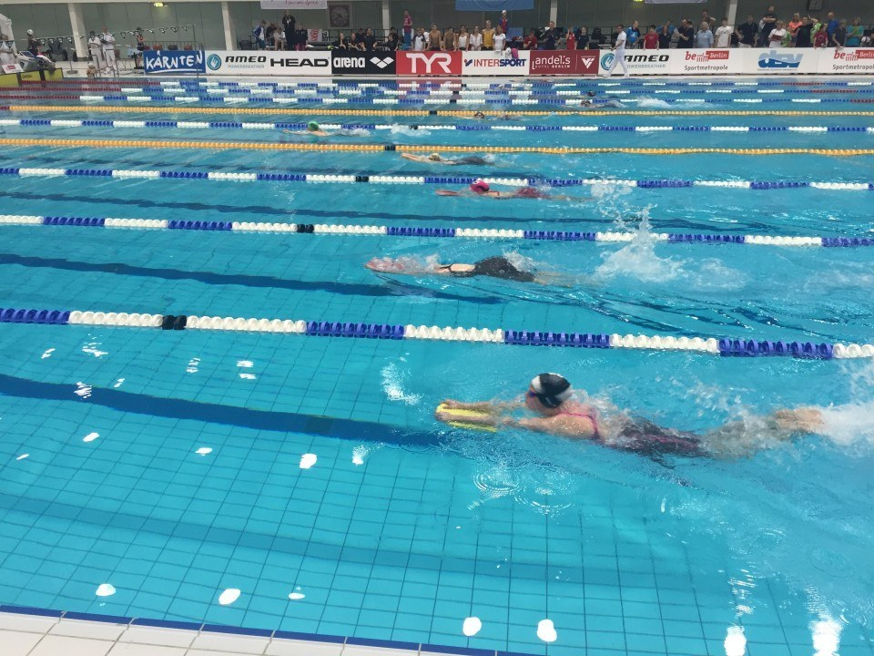 German Youngsters Test Versatility At German Youth Nationals