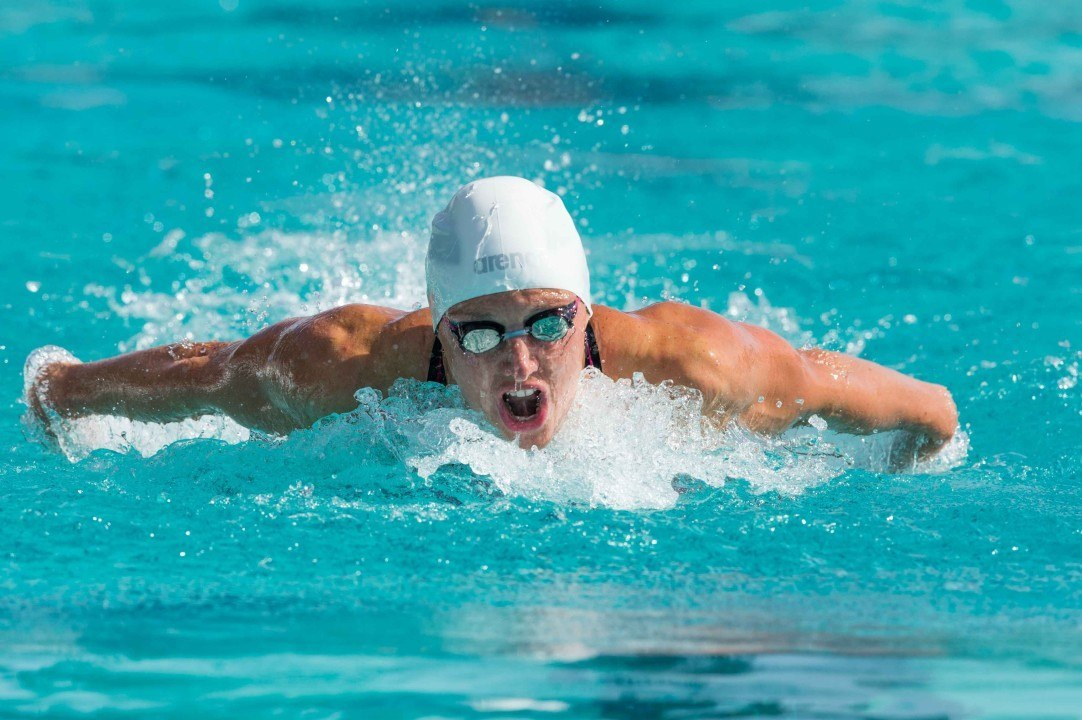 2015 Arena Pro Swim Series Santa Clara: Saturday PM Heat Sheets-Boyle Scratches, Clark Smith Drops 2Fly