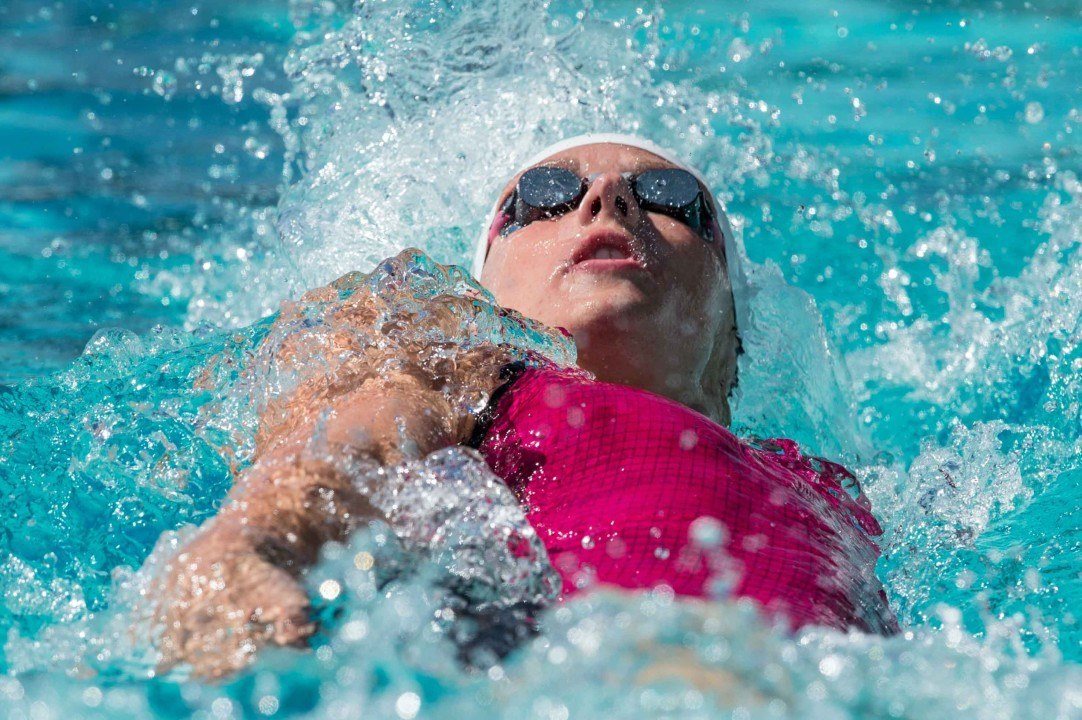 Hosszu Ends Hungarian Nationals Run After Just 1 Swim