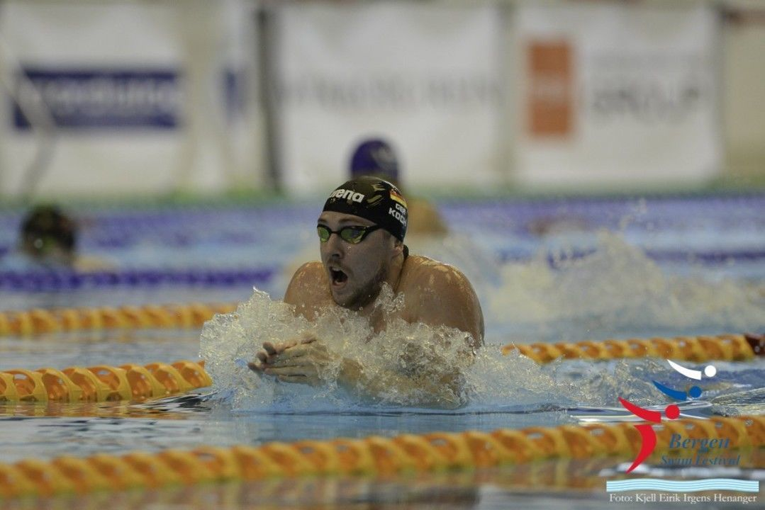 Marco Koch Starts 2015 Short Course Season With Fast Swims