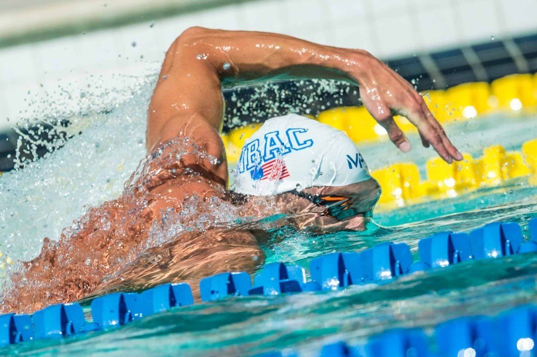 Arena Pro Swim Santa Clara: Day 2 Prelims Photo Vault