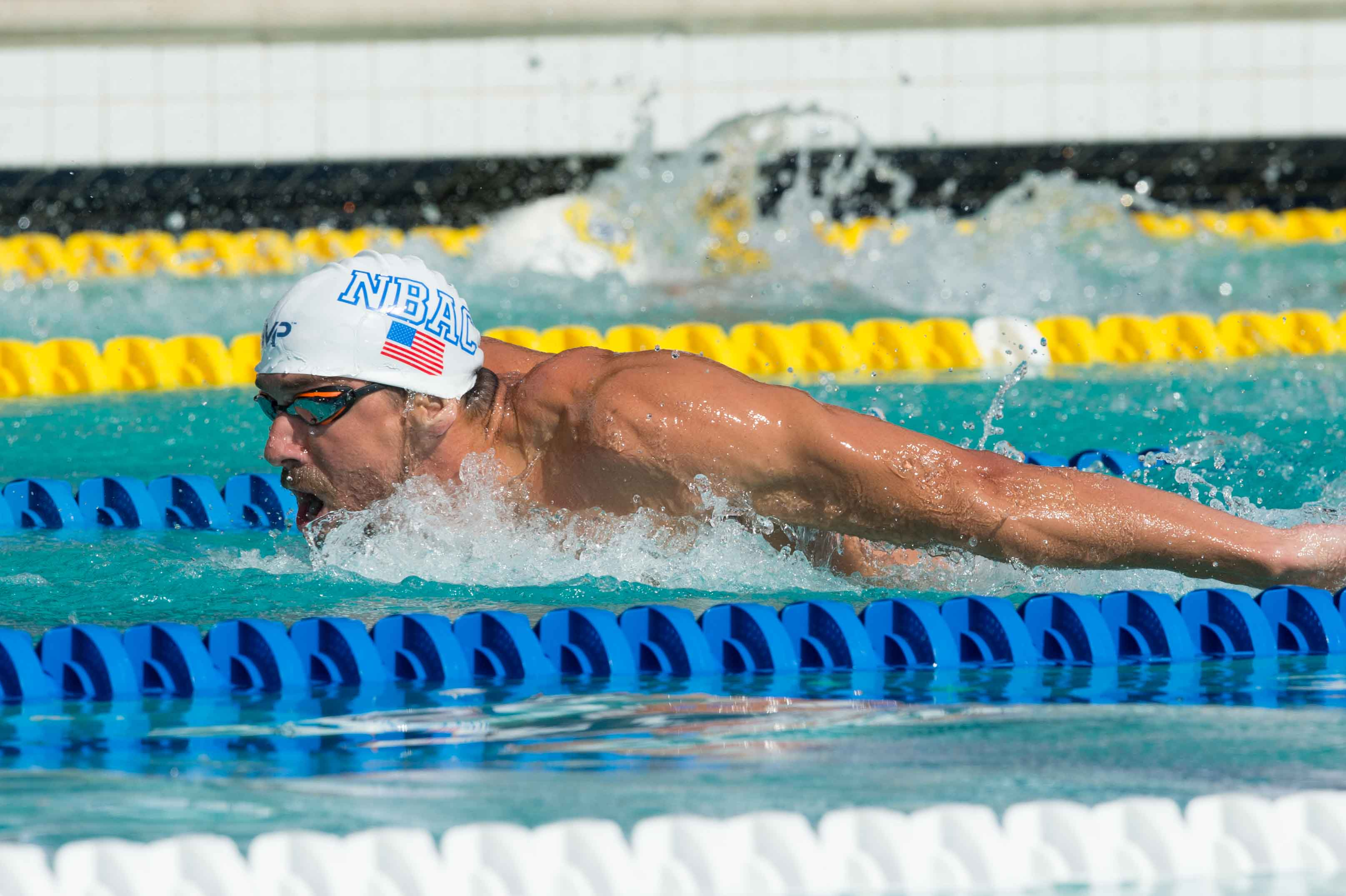 Michael Phelps Onced Pondered High School Football Over Swimming