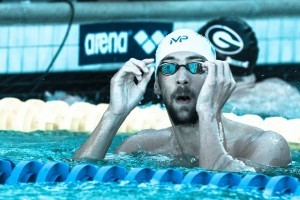Phelps: I haven't done a triple since before Beijing (Video Interview)