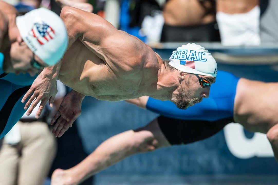 (Heat Sheets) Franklin, Phelps to Swim 1 Event Each on Saturday at APS Santa Clara