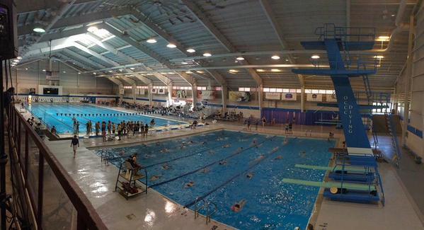 OCCC pool hosts final meet before shutdown with Firecracker Open