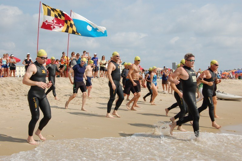 Racing for Brain Trauma Awareness: The 3rd Annual Ocean Games