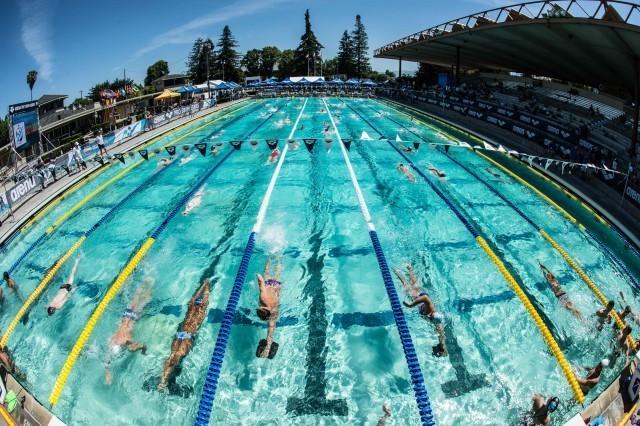2015 Arena Pro Swim Santa Clara  (photo: Mike Lewis, Ola Vista Photography)