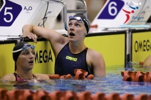 Sjostrom Pops a 52 Second 100 Free to Close Swedish Championships.