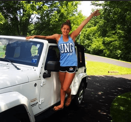 Eireni Moshos Verbally Commits To UNC For 2016-2017 Season