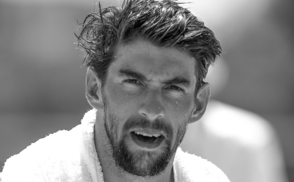 Video mit Michael Phelps: The last goodbye