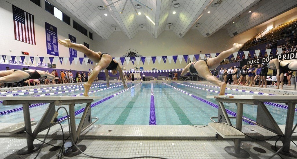JMU Swimming and Diving Signs Five for 2015-16