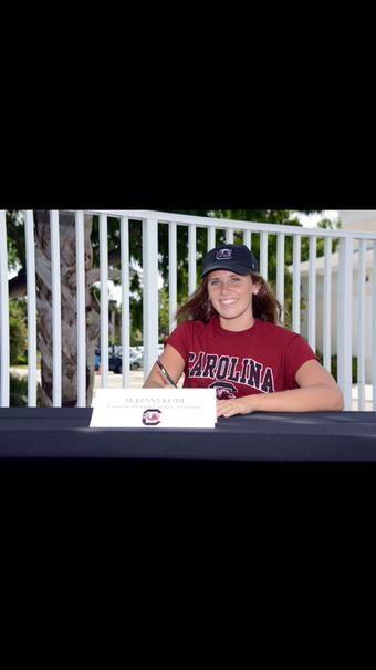 South Carolina Women Add Sprinter McKenna Keith for 2015-16 Season