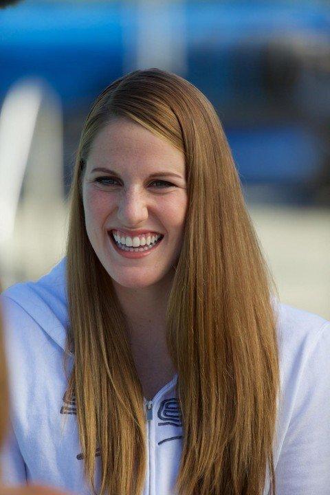 Olympiasiegerin Missy Franklin erwartet erstes Kind