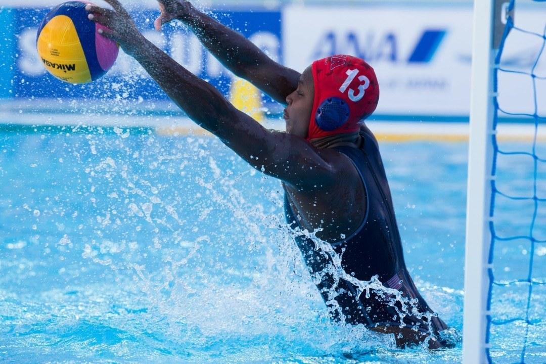 USA Women's Water Polo To Play for Gold At FINA World Championships
