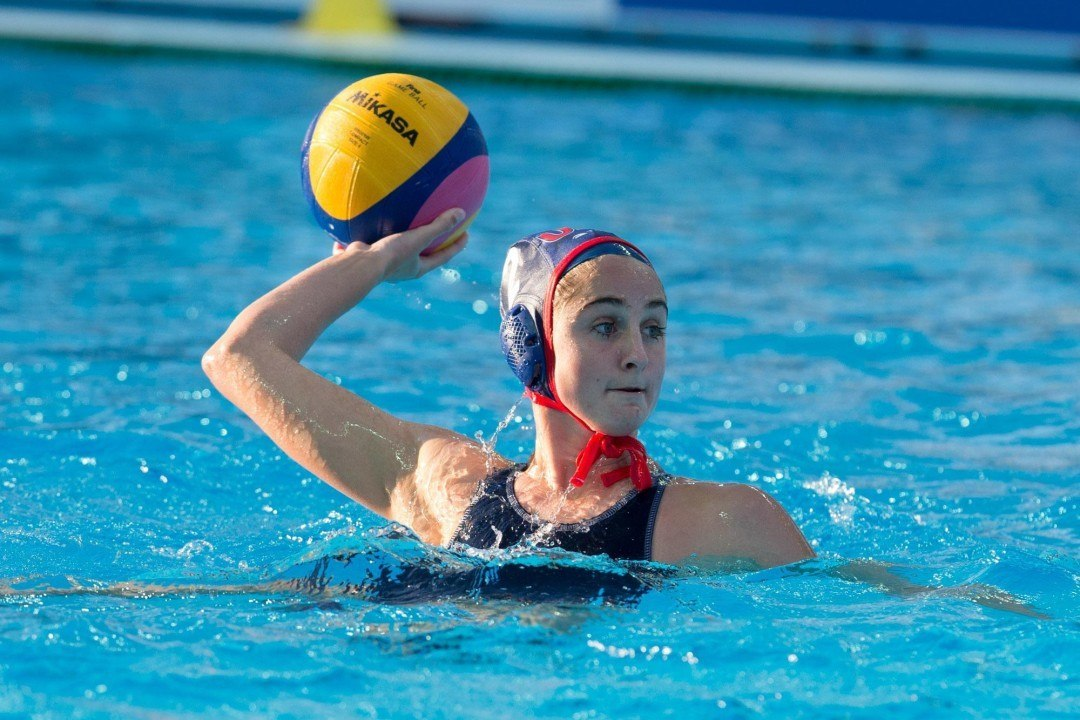 USA Women Top Netherlands 8-6 to Move to WP World League Super Final Title Game