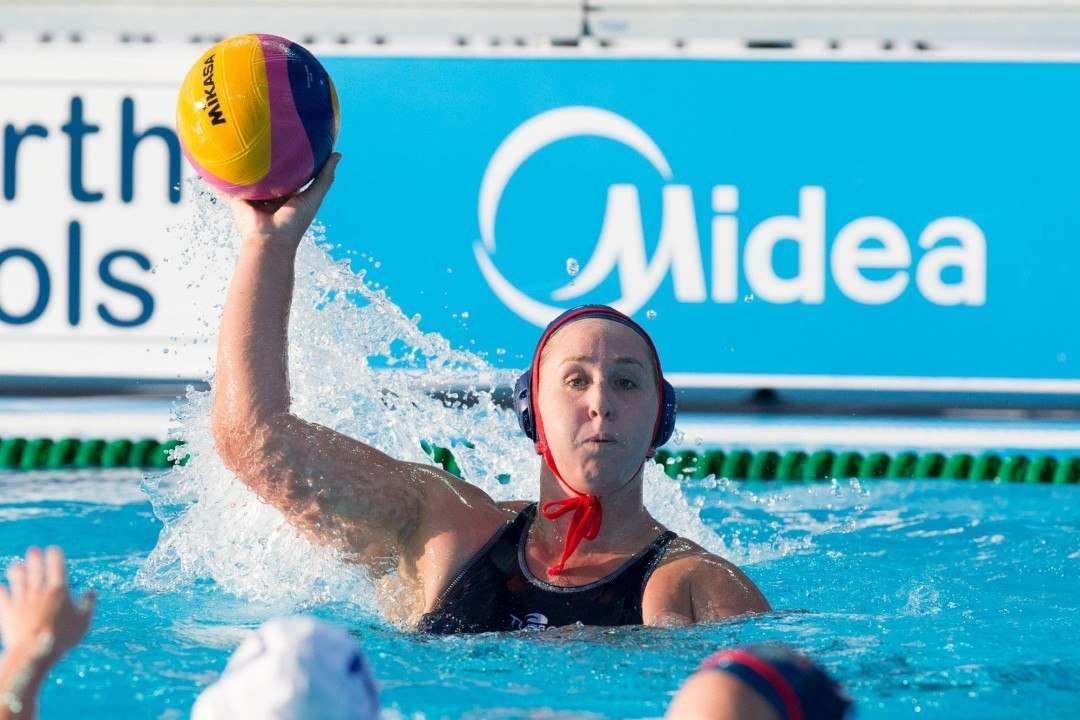 USA Women's Water Polo Announces Roster for FINA World League Super Final