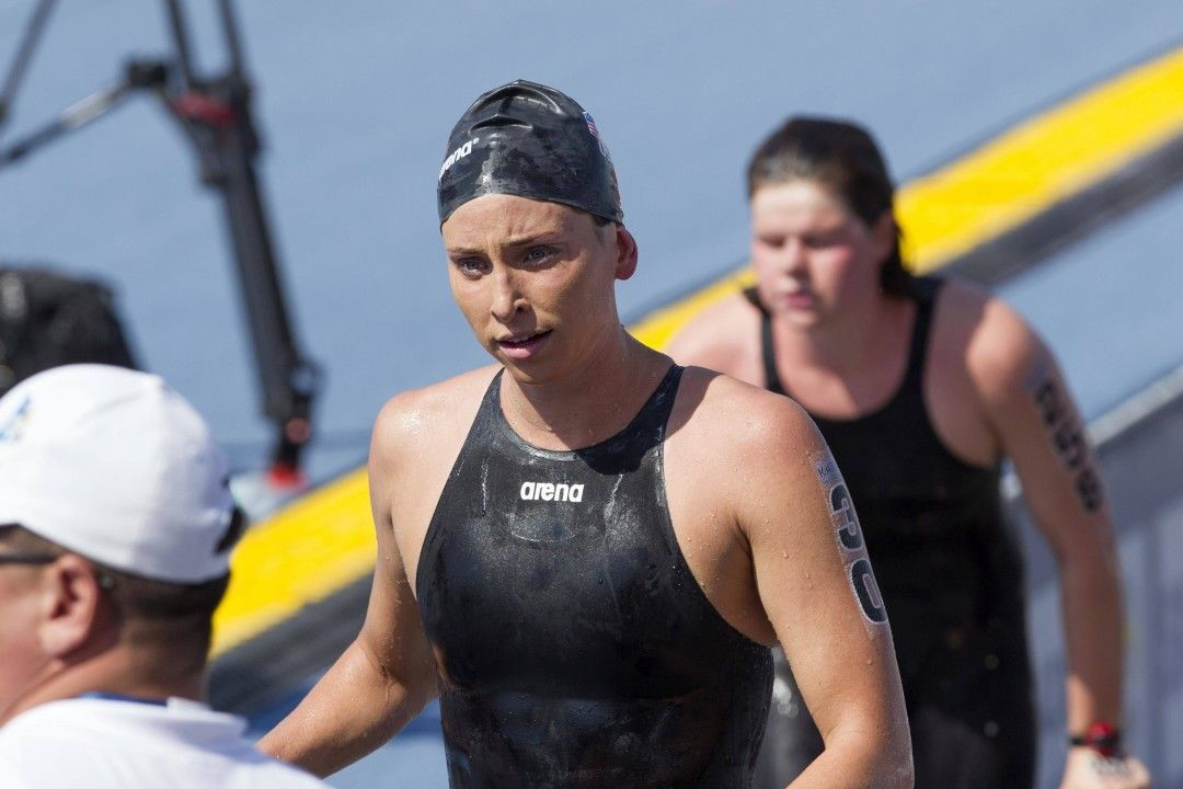 Taylor Abbott, Haley Anderson Win Crippen Cup 10k Crowns